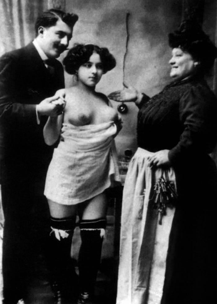 Проститутки до революции фото